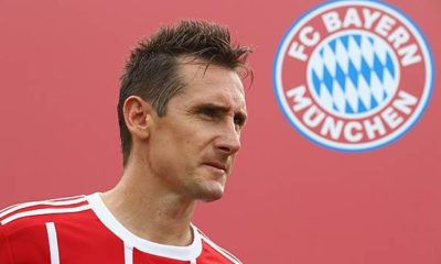 Bundesliga: Klose declares rejection of Bavaria's U19