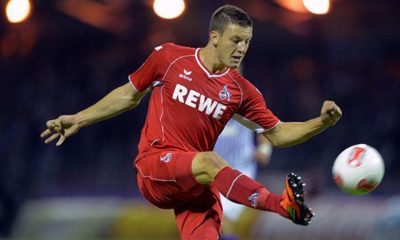 Bundesliga: Sorted out at Stoke City: Kevin Wimmer in training at the 1. FC Cologne