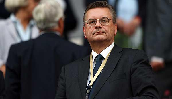 DFB-Team: DFB: Grindel talks about resignation for the first time