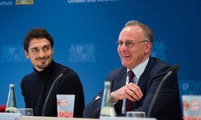 Bundesliga: KHR taunts Hummels and BVB