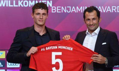 Bundesliga: Benjamin Pavard at FC Bayern: No fear of extreme situations