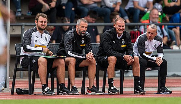 Bundesliga: Tactics revolution in Gladbach: Marco Rose rebuilds Borussia