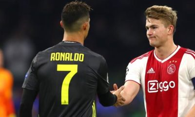 "Serie A: Juve means De Ligt welcome: ""I'm happy to be here."""