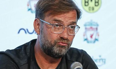 Premier League: PL: Klopp pushes Pep to the role of favourites