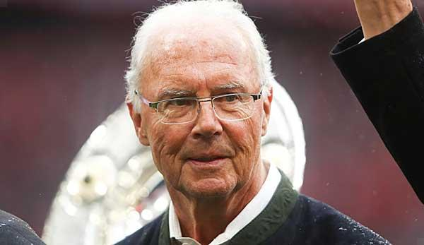 DFB-Team: Beckenbauer: Condition massively deteriorated?
