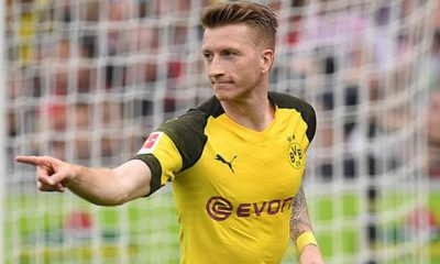 Bundesliga: Reus is footballer of the year - Klopp wins coach prize
