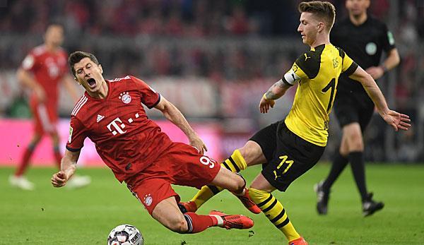 Bundesliga: Lewandowski consultant etches against Reus election