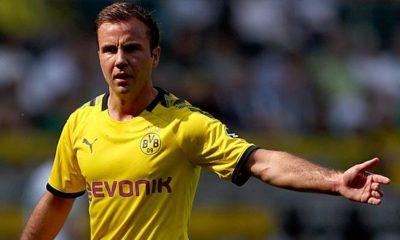 Bundesliga: Dortmund: Contract poker with Götze threatened