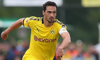 Bundesliga: Media: Hummels drops out for Supercup