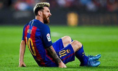 Primera Division: FC Barcelona: Lionel Messi injures himself and misses US Tour