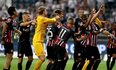 Europa League: Date and broadcast of the first leg Eintracht Frankfurt - FC Vaduz