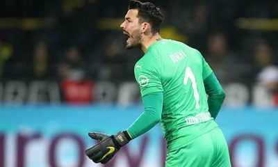 Bundesliga: BVB keeper Bürki calls for revolution of rules