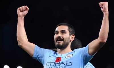 Premier League: Official: Gündogan extended at City