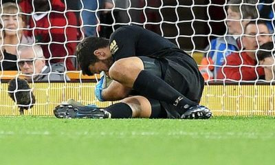 Premier League: Alisson injury overshadows Liverpool's opening spectacle