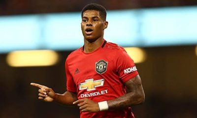 """Premier League: Rashford: """"Check out your clips today."""""""