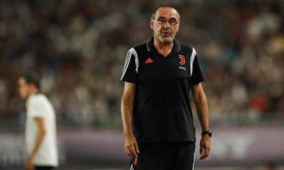 """Series A: Sarri calls Juve transfers """"embarrassing."""""""