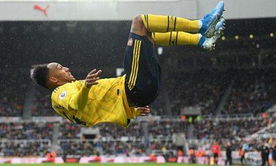 Premier League: Without Özil: Salto-Auba ensures Arsenal victory