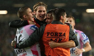 Champions League: Party in Linz! LASK is in the Champions League playoff