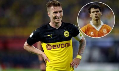 Bundesliga: Reus owes his first name to this star