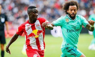 Bundesliga: Diadie Samassekou announces farewell to Red Bull Salzburg