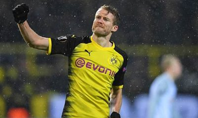 Europa League: Gala! Schürrle shoots Spartak in EL playoffs