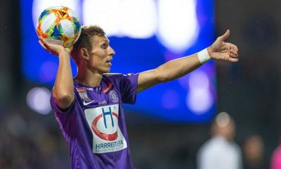 """Europa League: Florian Klein: """"After the 1:2 it was almost over"""""""