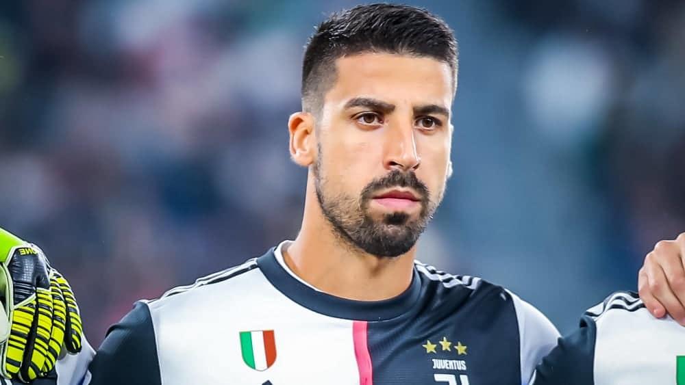 Juventus slaagt er niet in om Sami Khedira te tekenen voor de Champions  League - Soccer Score